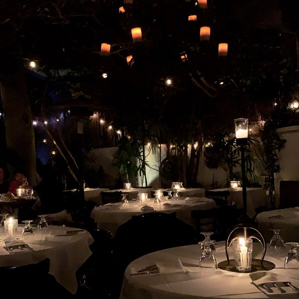 A romantic French bistro that sets a standard from which all others are judged. The location of your next magical evening.