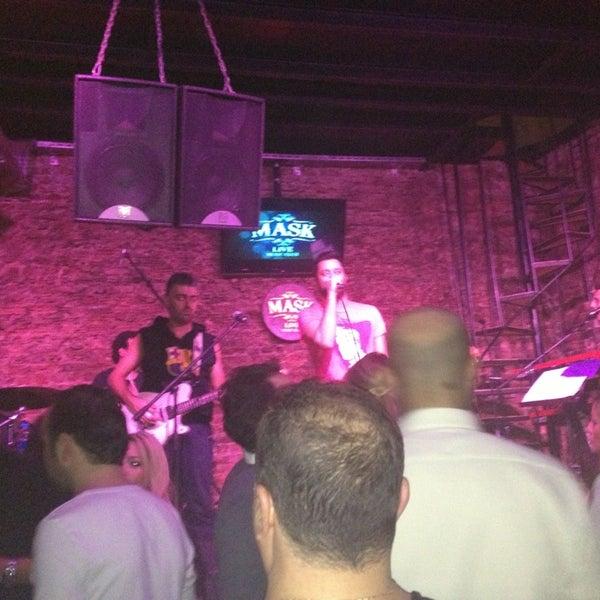 Foto diambil di Mask Live Music Club oleh Tülin pada 1/6/2013