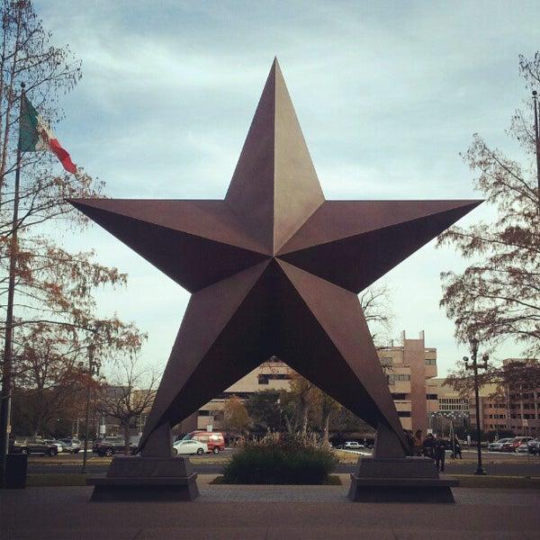 12/26/2012 tarihinde Chris P.ziyaretçi tarafından Bullock Texas State History Museum'de çekilen fotoğraf
