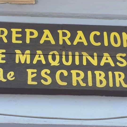 Reparación De Máquinas De Escribir