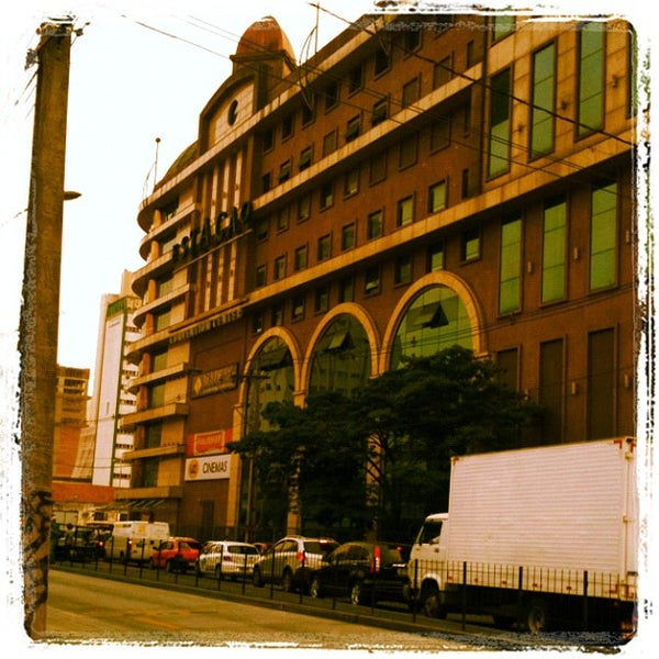 9/19/2012 tarihinde Rodrigo M.ziyaretçi tarafından Shopping Estação'de çekilen fotoğraf
