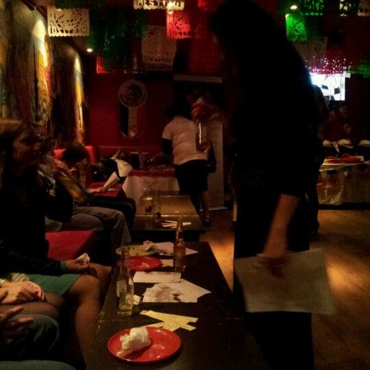 9/18/2012 tarihinde Hortensia C.ziyaretçi tarafından Mestizo'de çekilen fotoğraf