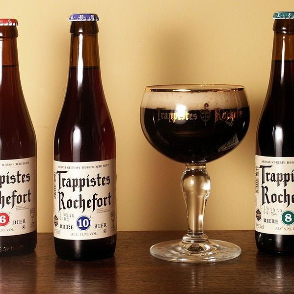 NEW TRAPPIST BEER FROM ROCHEFORT BREWERY