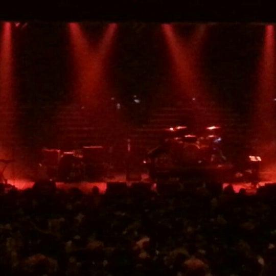 10/3/2012にSimonがHammerstein Ballroomで撮った写真