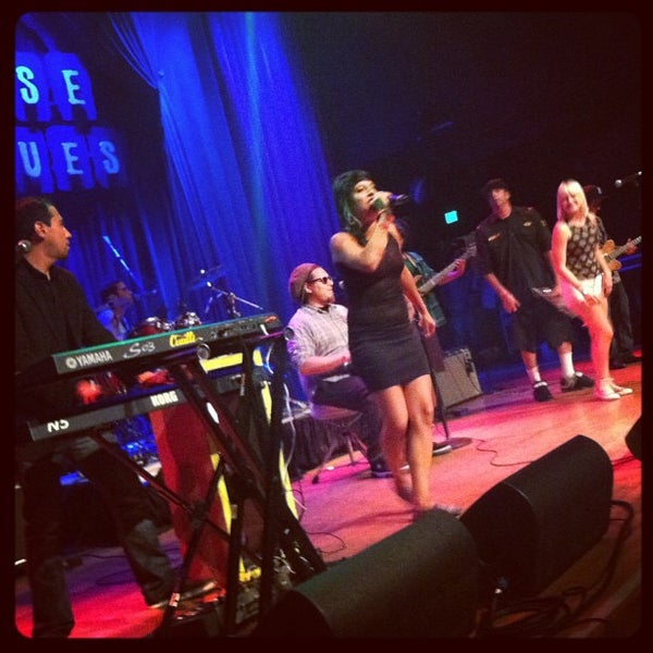 Foto tirada no(a) House of Blues San Diego por Gale F. em 7/14/2013
