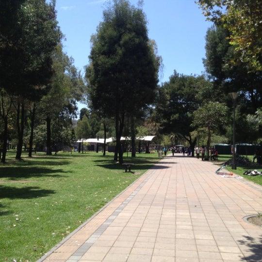 Foto diambil di Parque El Ejido oleh DeTrip pada 10/20/2012