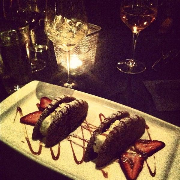 Das Foto wurde bei Campagnolo Restaurant + Bar von Dzimm A. am 9/16/2012 aufgenommen