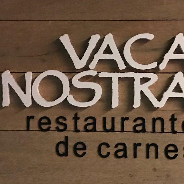 10/25/2016에 William S.님이 Restaurante Vaca Nostra에서 찍은 사진