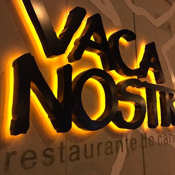 10/26/2016에 William S.님이 Restaurante Vaca Nostra에서 찍은 사진