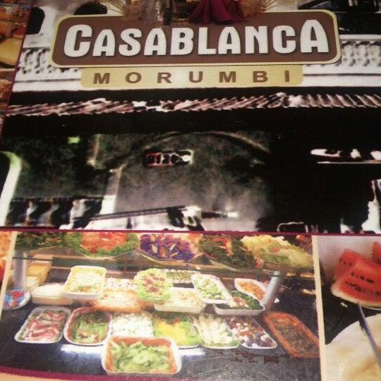 Foto scattata a Padaria Casablanca da Nuno V. il 4/20/2013