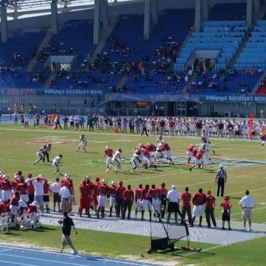 Photos at Thomas A Robinson National Stadium - Track Stadium