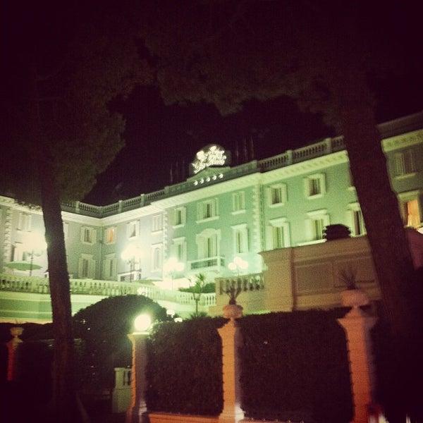 9/16/2012にSash2030がGrand Hotel Des Bainsで撮った写真