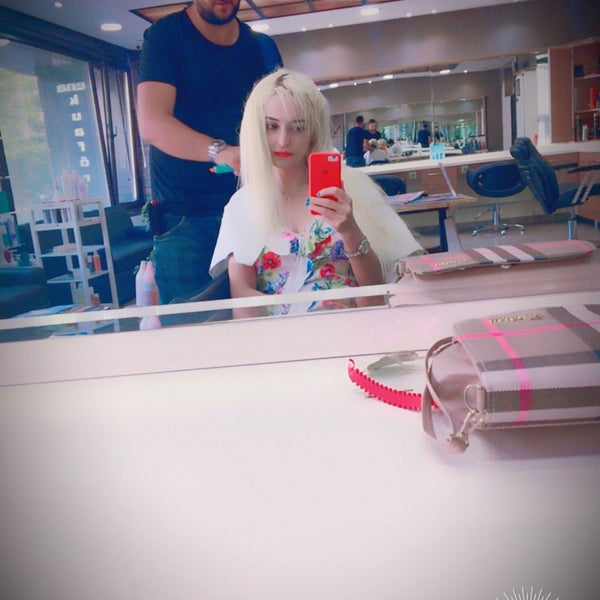 Photos at Ena Hair Design & Solarium - Salon / Barbershop in 19 Mayıs