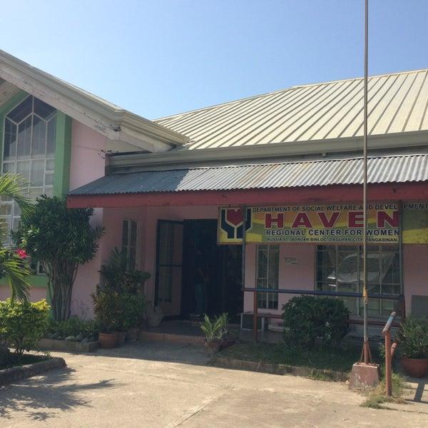 DSWD Haven For Women - Dagupan, Pangasinan
