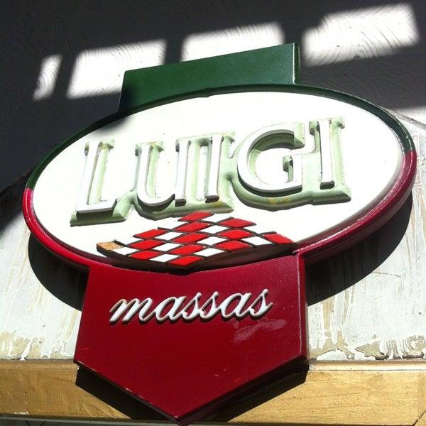 c207817e1 Restaurante Luigi Massas - Petrópolis