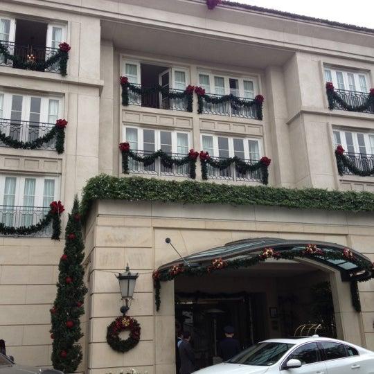 11/16/2012にStephanie S.がThe Peninsula Beverly Hillsで撮った写真