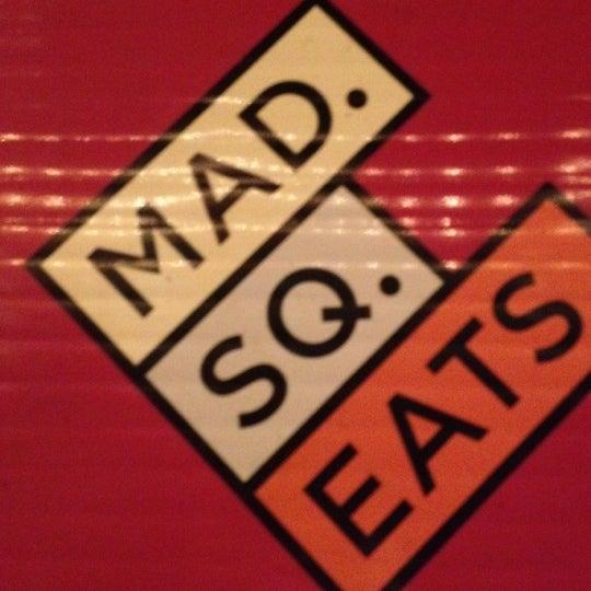 10/9/2012에 Luis N.님이 Mad. Sq. Eats에서 찍은 사진