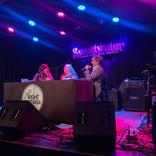 5/1/2019にSylvieがSweetwater Music Hallで撮った写真
