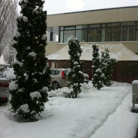 12/6/2012 tarihinde Ivan N.ziyaretçi tarafından Готель «Славутич»  / Slavutych Hotel'de çekilen fotoğraf