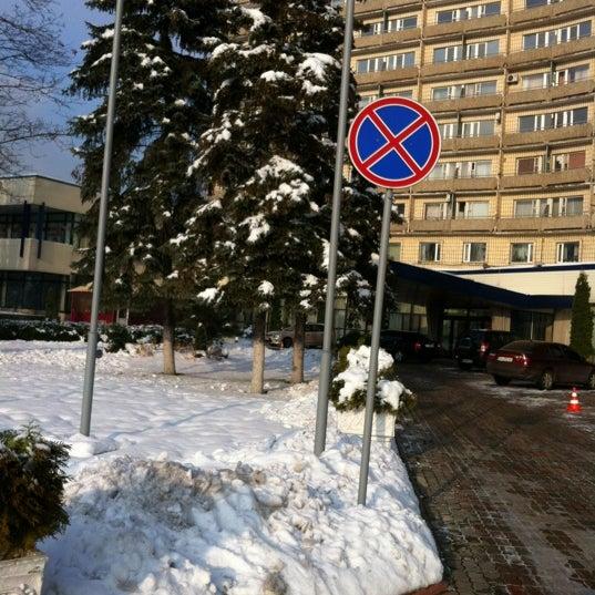 12/8/2012 tarihinde Ivan N.ziyaretçi tarafından Готель «Славутич»  / Slavutych Hotel'de çekilen fotoğraf