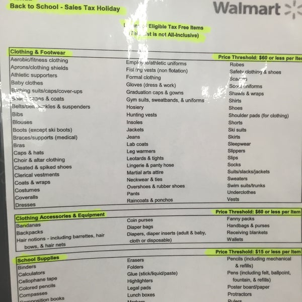 Photos At Walmart Big Box Store In Tampa