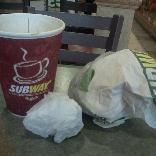 Subway Sandwich Place