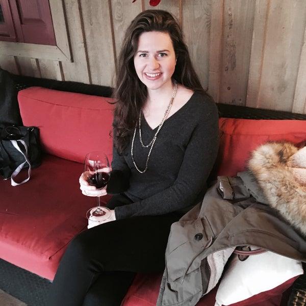 12/24/2016 tarihinde Anne B.ziyaretçi tarafından Keswick Vineyards'de çekilen fotoğraf