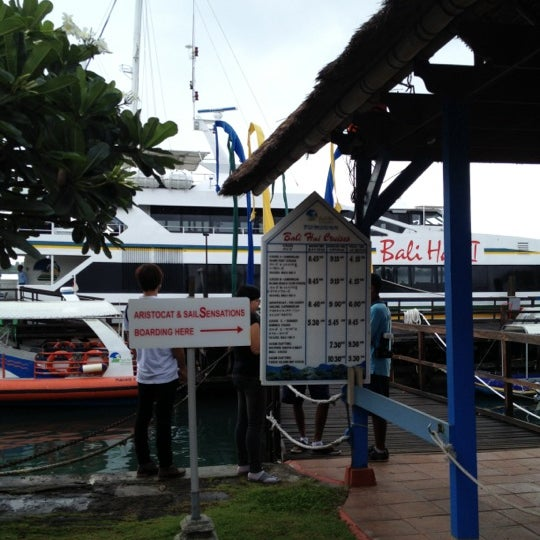 12/23/2012에 Bhaskoro님이 Bali Hai Cruises에서 찍은 사진