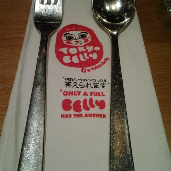 Foto tomada en TOKYO BELLY por galih r. el 4/30/2013