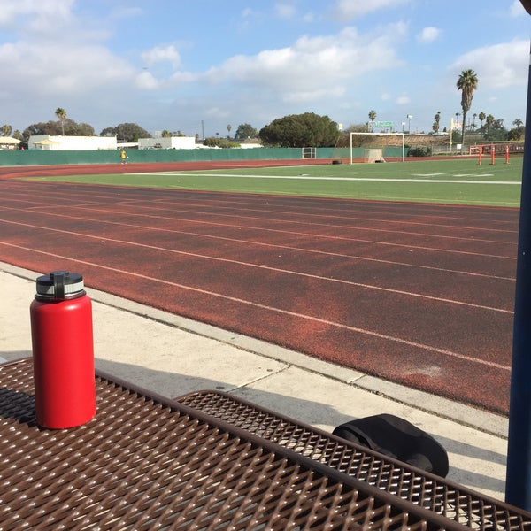 Track And Field Naval Base National City Ca
