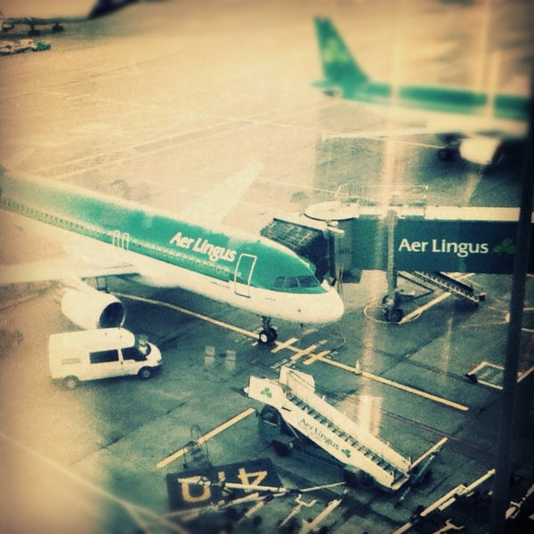 Снимок сделан в Дублинский аэропорт (DUB) пользователем Jordo M. 5/11/2013