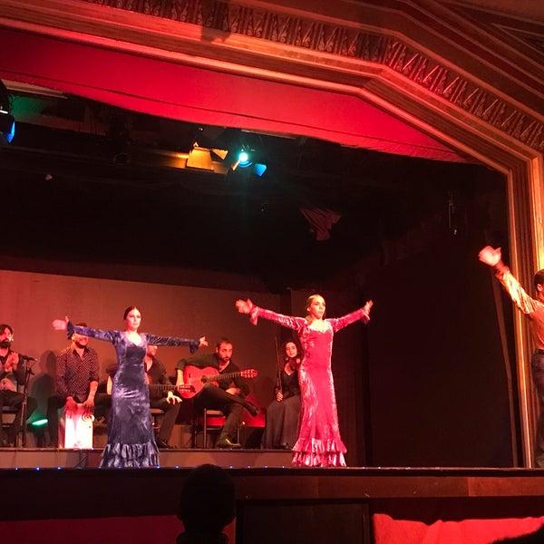 Снимок сделан в Palacio del Flamenco пользователем L.A 12/15/2018