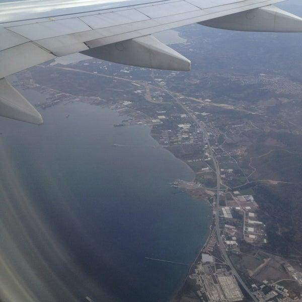 Снимок сделан в Аэропорт Стамбул им. Сабихи Гёкчен (SAW) пользователем Mehmet U. 11/6/2013
