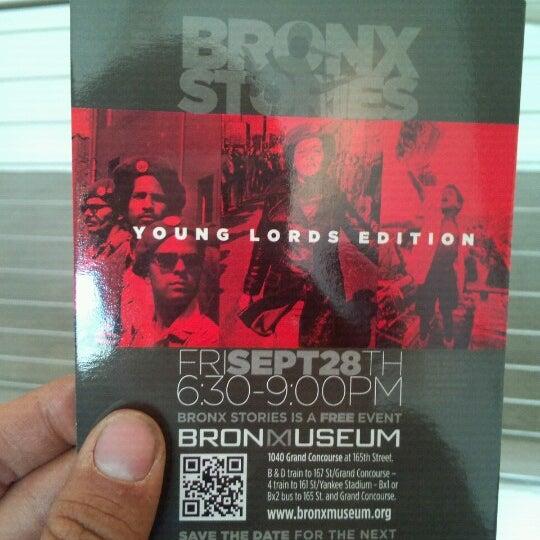 Foto scattata a Bronx Museum of the Arts da Harrison Osito C. il 9/21/2012