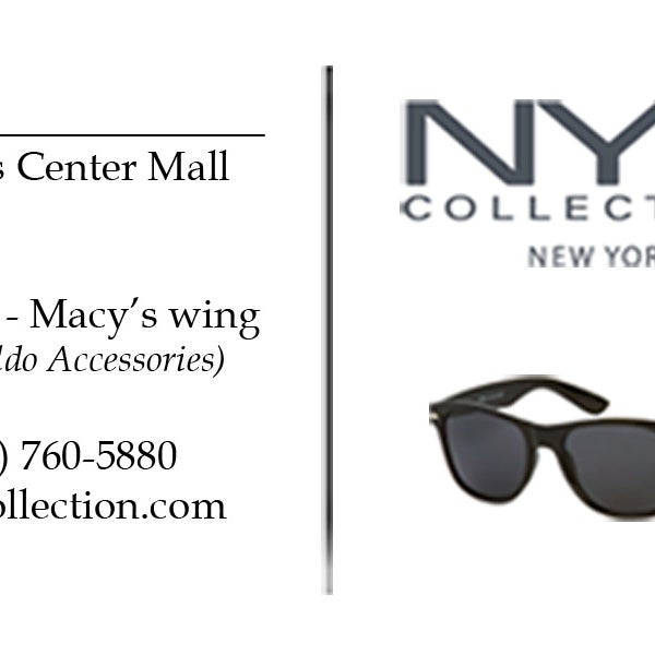 69b476ac83c Photo taken at NYS Sunglasses Queens Center Mall by NYS Sunglasses Queens  Center Mall on 10