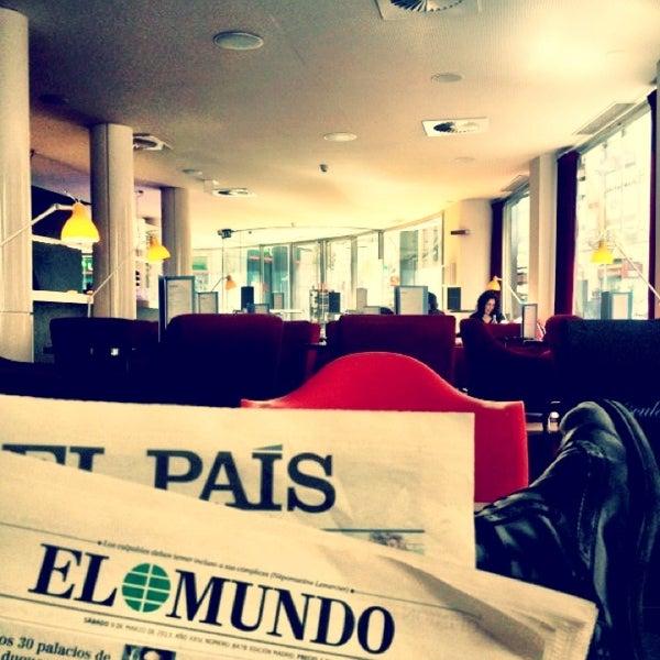 Foto scattata a Hotel de las Letras da Luis G. il 3/9/2013