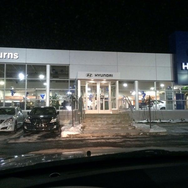 Photos At Burns Hyundai Auto Dealership