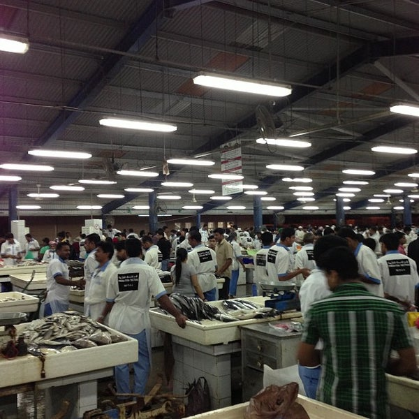 Photos at Dubai Fish Market سوق السمك (Now Closed) - الراس