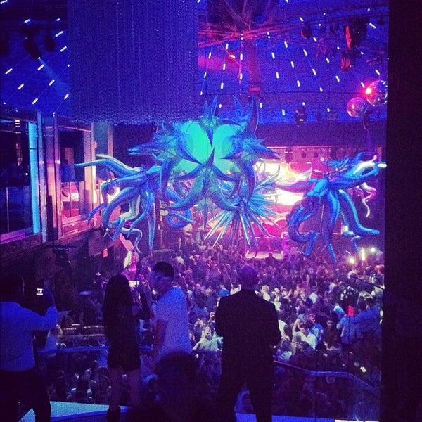 12/17/2012 tarihinde Josh R.ziyaretçi tarafından LIV Miami'de çekilen fotoğraf