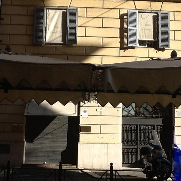 1/27/2013 tarihinde Taivoziyaretçi tarafından Hotel Des Artistes'de çekilen fotoğraf
