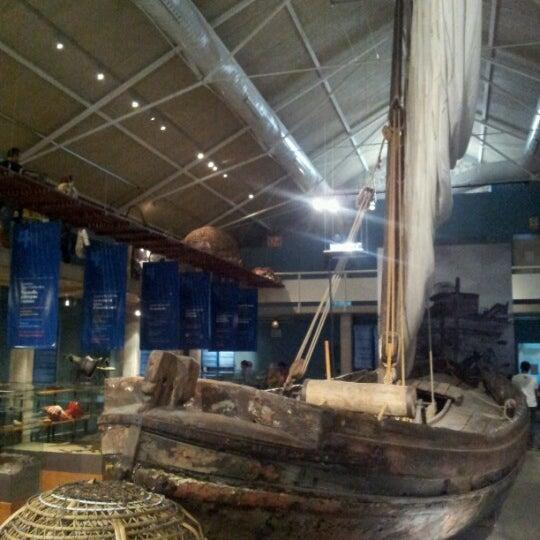 รูปภาพถ่ายที่ Museu de la Pesca โดย Marc B. เมื่อ 9/15/2012