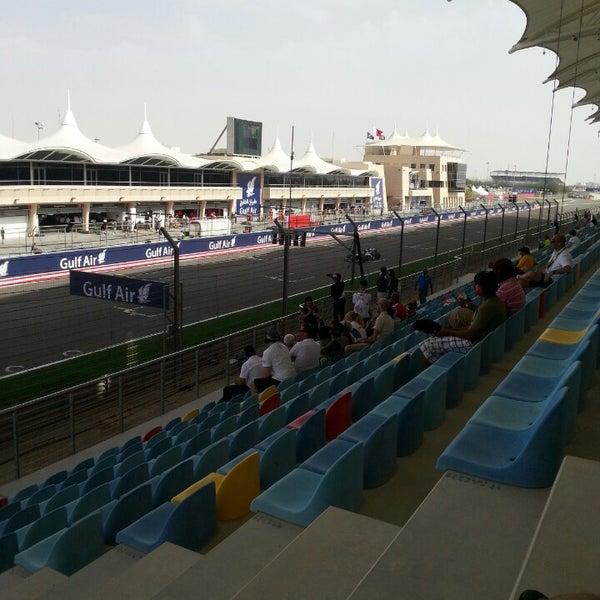 Foto scattata a Bahrain International Circuit da Khalid973 il 4/19/2013