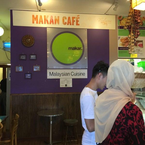 Das Foto wurde bei Makan von Liyana Y. am 7/23/2016 aufgenommen