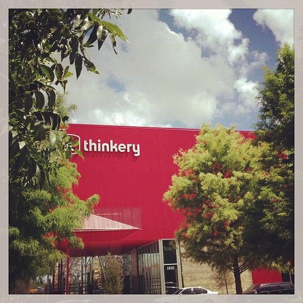 Foto tirada no(a) Thinkery por Joshua D. em 9/8/2013