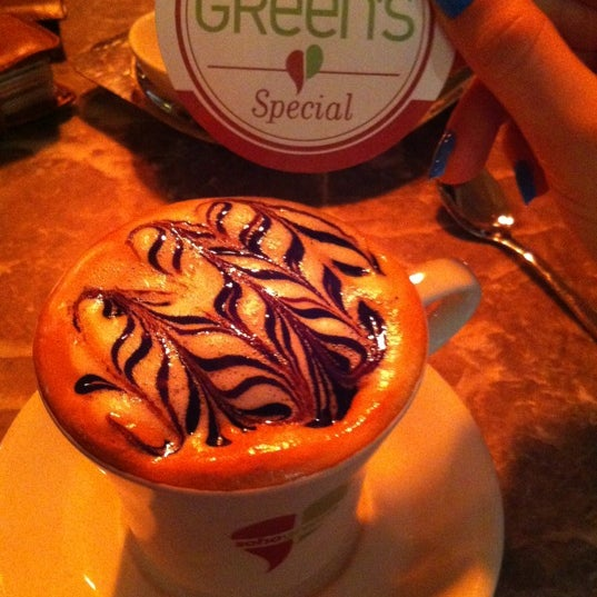 Foto tomada en Soho Green's por Lo e te 💭 el 11/21/2012