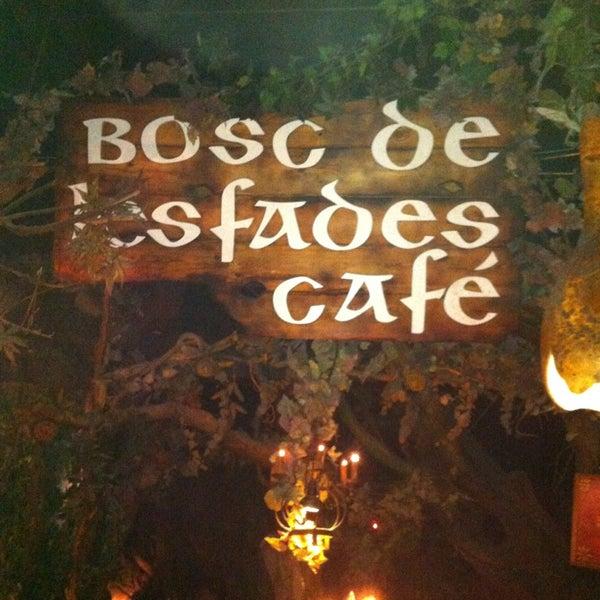 4/10/2013にАнастасия Л.がEl Bosc de les Fadesで撮った写真