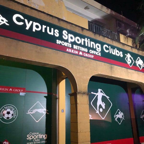 Cyprus sporting bet who kills tina betting sites