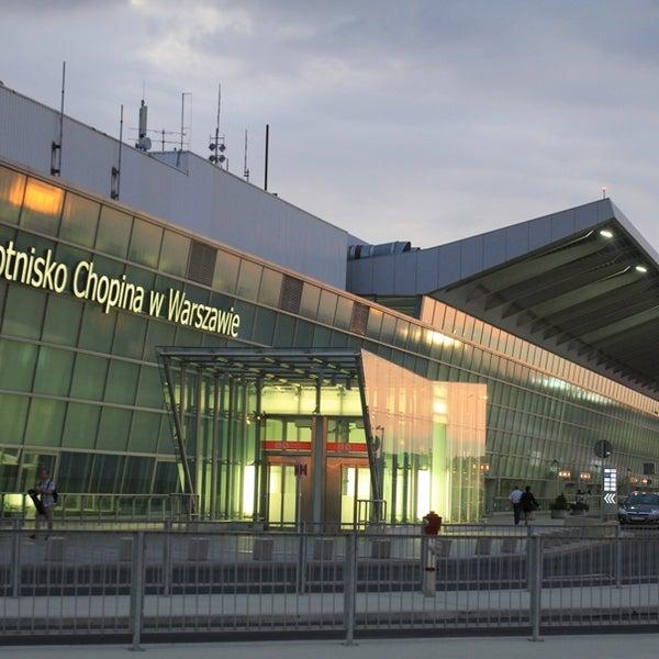 10/21/2013에 Lotnisko Chopina w Warszawie님이 바르샤바 쇼팽 공항 (WAW)에서 찍은 사진