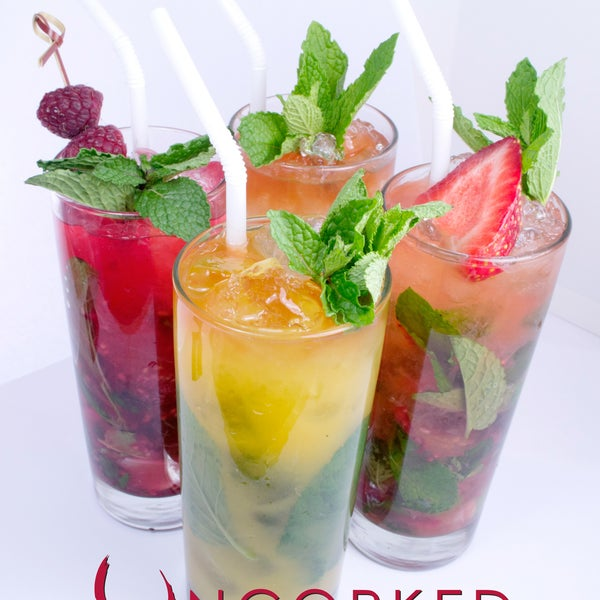 It's the first of our weekly Mojito Night! Every Thursday we're offering an expanded list of our best selling Mojito Cubano for $10 ALL NIGHT! Special flavors: Passion Fruit, Strawberry & Raspberry!