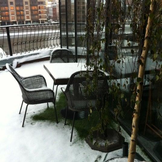 Foto tirada no(a) Ресторан & Lounge «Река» por Ириша👼 em 10/28/2012